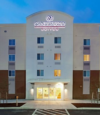 Candlewood Suites Richmond - West Broad photos Exterior