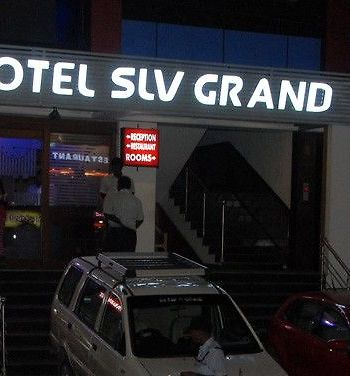 Hotel Slv Grand photos Exterior