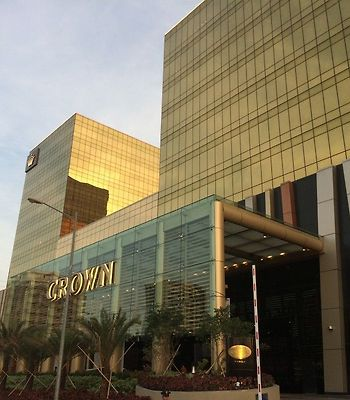 Crown Towers Manila photos Exterior