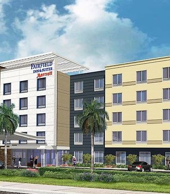 Fairfield Inn & Suites Fort Lauderdale Pembroke Pines photos Exterior