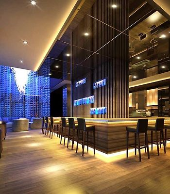 Doubletree By Hilton Ningbo - Chunxiao photos Interior Lobby Bar