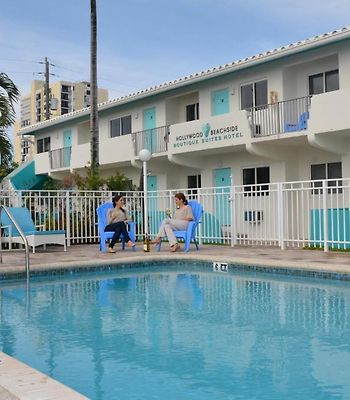 Hollywood Beachside Boutique Suites photos Exterior Hotel information