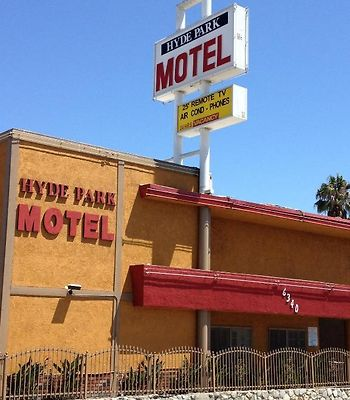 Hyde Park Motel photos Exterior Hotel information