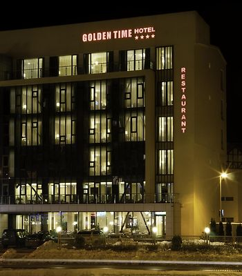 Golden Time Hotel photos Exterior