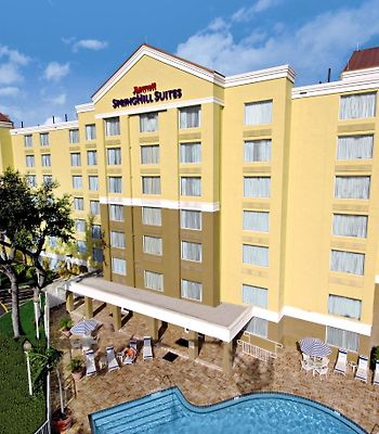 Springhill Suites Fort Lauderdale Airport & Cruise Port photos Exterior