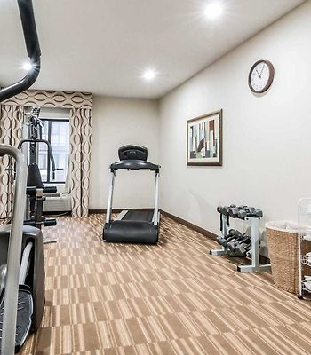 Comfort Inn & Suites University South photos Facilities Fitness Room