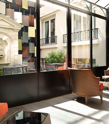 Hotel Rochester Champs Elysees photos Interior