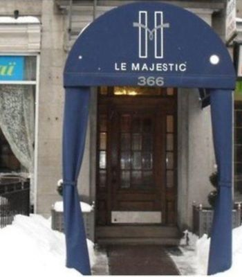 All Suite Majestik Downtown Montreal photos Exterior