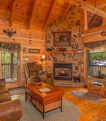 Time For Two- Two-Bedroom Cabin photos Exterior Time for Two- Two-Bedroom Cabin