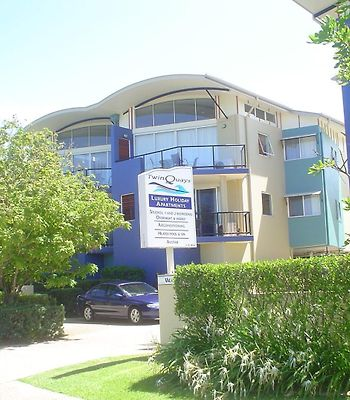 Twin Quays Apartments Noosaville photos Exterior