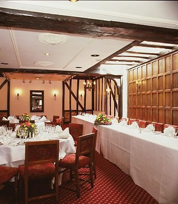 Best Western The Rose And Crown Colchester photos Restaurant