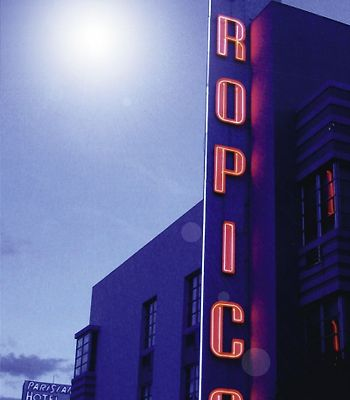 Tropics Hotel And Hostels photos Exterior
