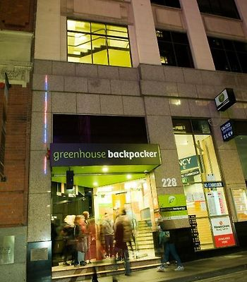 Greenhouse Backpacker photos Exterior Greenhouse Backpackers Melbourne
