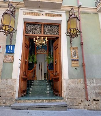 Hostal Les Monges Palace photos Exterior Hotel information