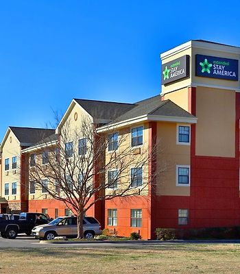 Extended Stay America - Oklahoma City - Airport photos Exterior Extended Stay America - Oklahoma City - Airport