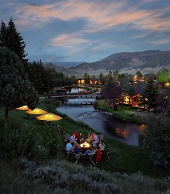 Rustic Inn Creekside Resort And Spa At Jackson Hole photos Exterior