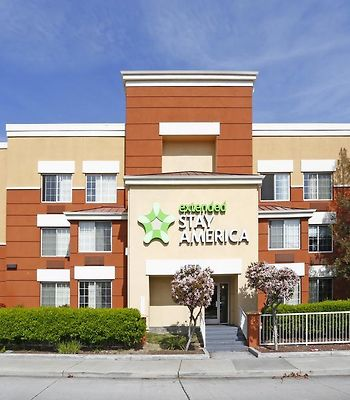 Extended Stay America - San Jose - Downtown photos Exterior Extended Stay America - San Jose - Downtown