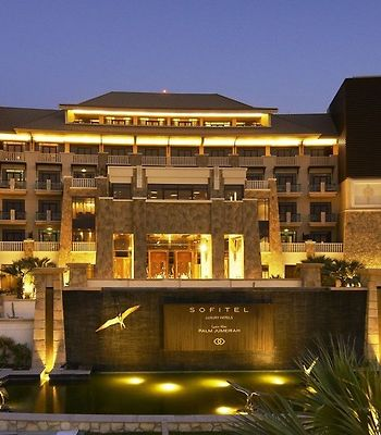 Sofitel Dubai The Palm Luxury Apartments photos Exterior