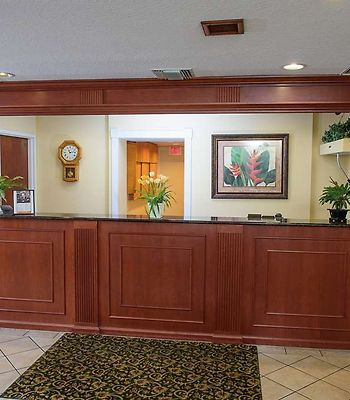 Magnuson Hotel Zephyrhills photos Interior Reception