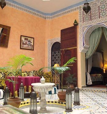 Riad Idrissi photos Interior main