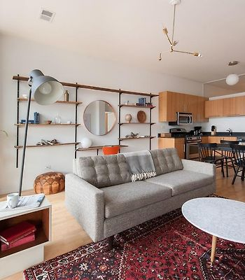 Two-Bedroom On N Halsted Street Apt 304 photos Exterior Hotel information