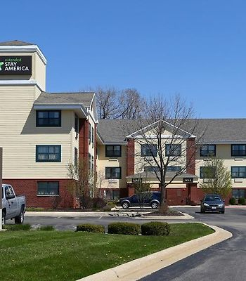 Extended Stay America - Rockford - I-90 photos Exterior Extended Stay America - Rockford - I-90
