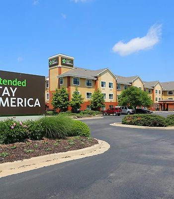 Extended Stay America - Springfield - South photos Exterior Extended Stay America - Springfield - South