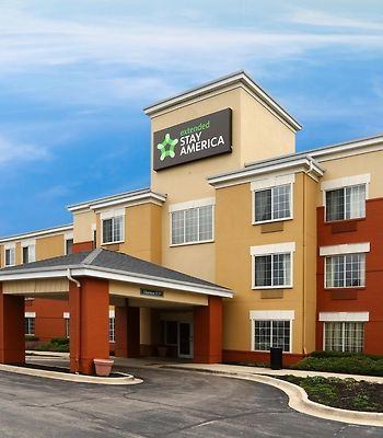 Extended Stay America - Chicago - Schaumburg - Convention Center photos Exterior