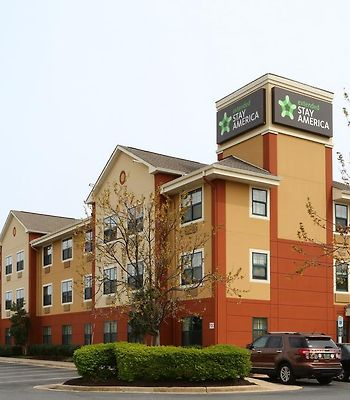Extended Stay America Baltimore - Glen Burnie photos Exterior Extended Stay America - Baltimore - Glen Burnie