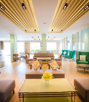Golden City Rayong Hotel photos Exterior Hotel information