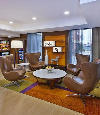 Fairfield Inn & Suites By Marriott Dulles Airport Herndon photos Exterior Hotel information