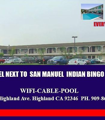 Knights Inn Highland Casino photos Exterior Hotel information