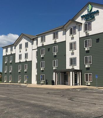 Woodspring Suites Wichita North photos Exterior WoodSpring Suites Wichita North