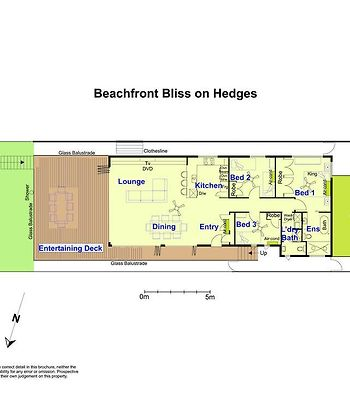 Beachfront Bliss On Hedges photos Exterior Hotel information