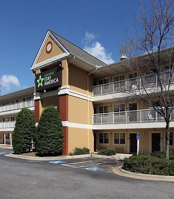 Extended Stay America - Greensboro-Wendover Ave-Big Tree Way photos Exterior