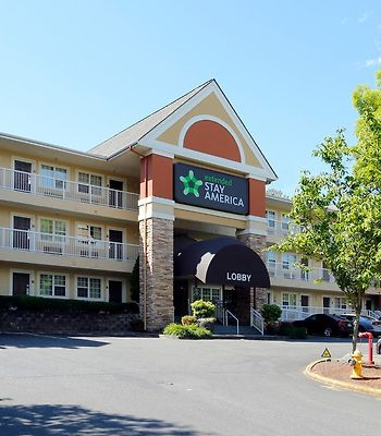 Extended Stay America Seattle - Tukwila photos Exterior Extended Stay America - Seattle - Tukwila