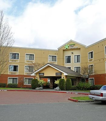 Extended Stay America - Seattle - Renton photos Exterior Extended Stay America - Seattle - Renton
