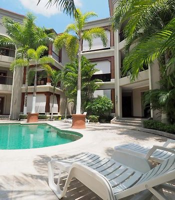 Macaws Ocean Club Jaco Condos 3 photos Exterior Private beach path, pool view- M03
