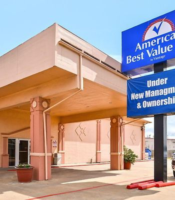 Americas Best Value Inn Clute photos Exterior Americas Best Value Inn Clute