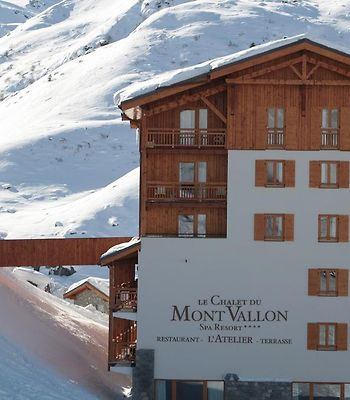 Chalet Du Mont Vallon Spa Resort photos Exterior Hotel information