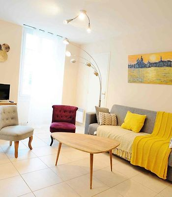 At Home Hotel Nice Apartments Grimaldi - Promenade Des Anglais photos Exterior Hotel information