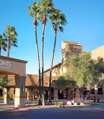 Four Points By Sheraton Tucson Airport photos Exterior