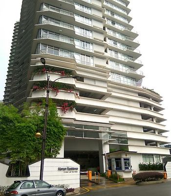 Exclusive Condo At Klcc, Opposite Of Petronas Twin Tower photos Exterior Hotel information
