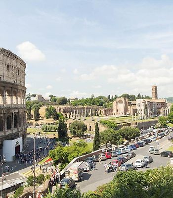 Colosseo Panoramic Rooms photos Exterior Hotel information