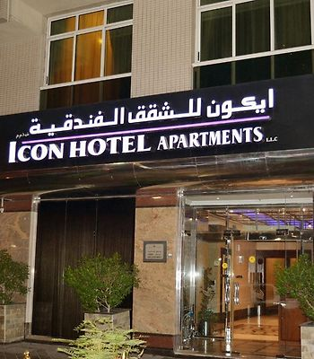 Icon Hotel Apartments photos Exterior Hotel information
