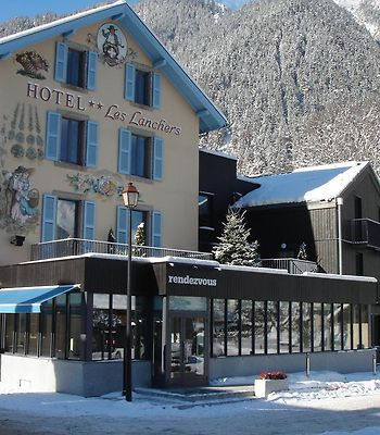 Hotel Les Lanchers photos Exterior Hotel information