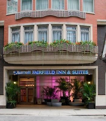 Fairfield Inn And Suites Chicago Downtown/Magnificent Mile photos Exterior Hotel information