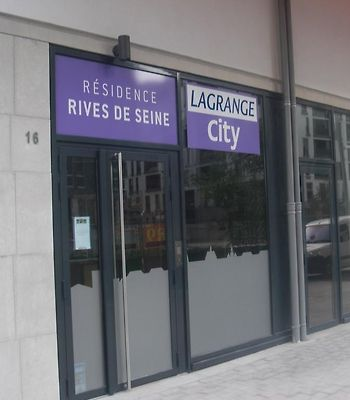 Lagrange City Les Rives De Seine photos Exterior Hotel information