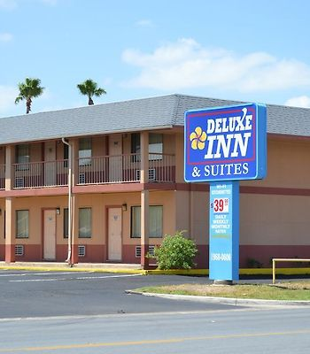 Deluxe Inn And Suites Weslaco photos Exterior Hotel information