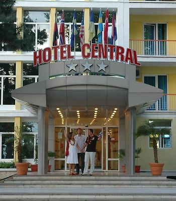 Central Mamaia photos Exterior Hotel information